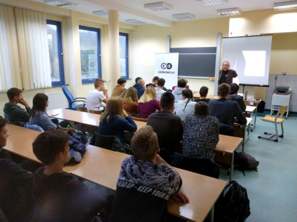 Wyzwanie Cinkciarz.pl dla młodych matematyków (Centrum Prasowe)
